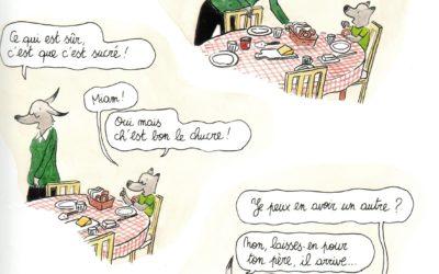 Les donuts-Raoul