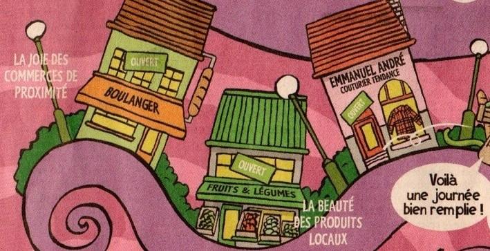 La joie des commerces de proximité – Vadot