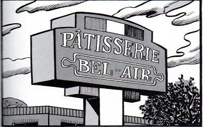 Paul à la maison-la pâtisserie Bel-Air